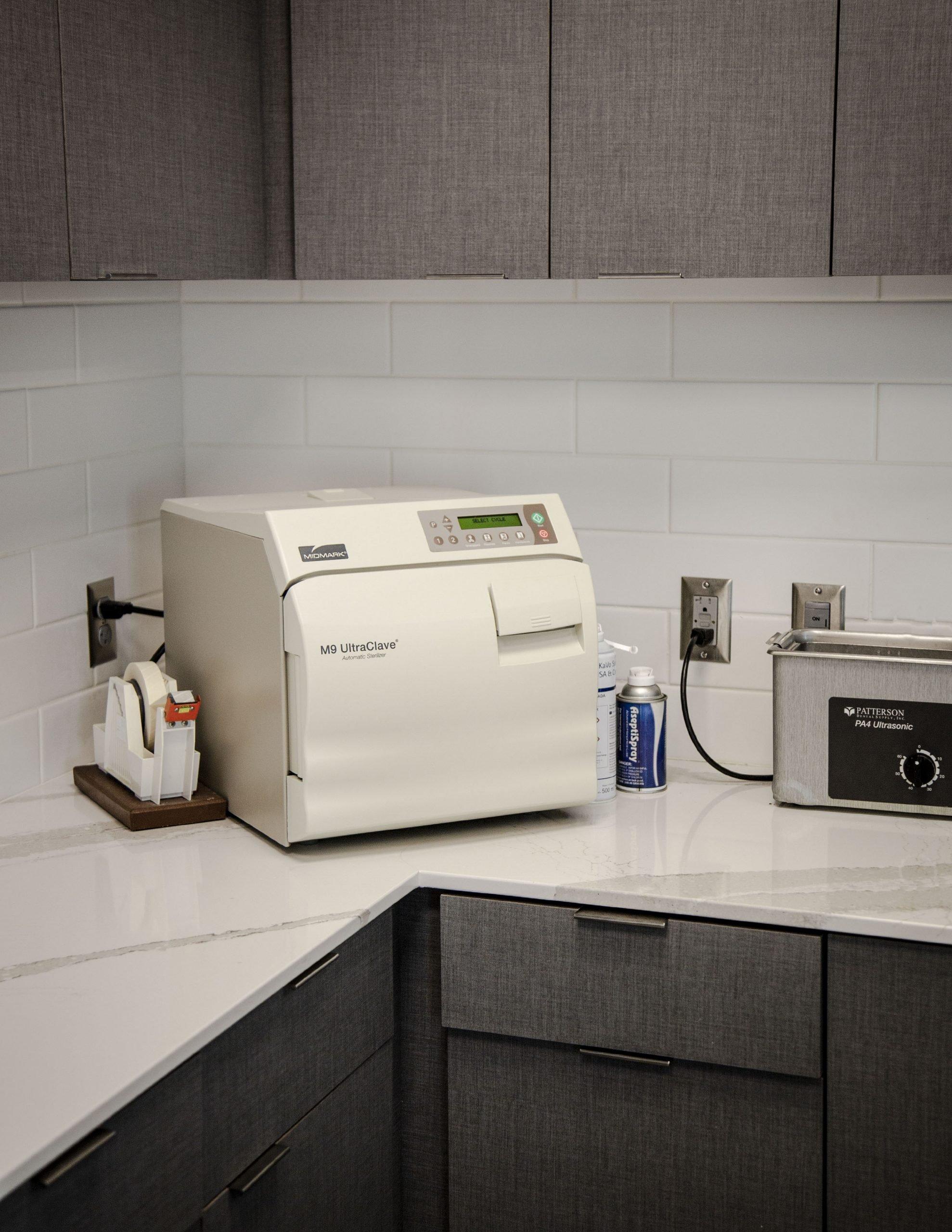 ultraclave machine