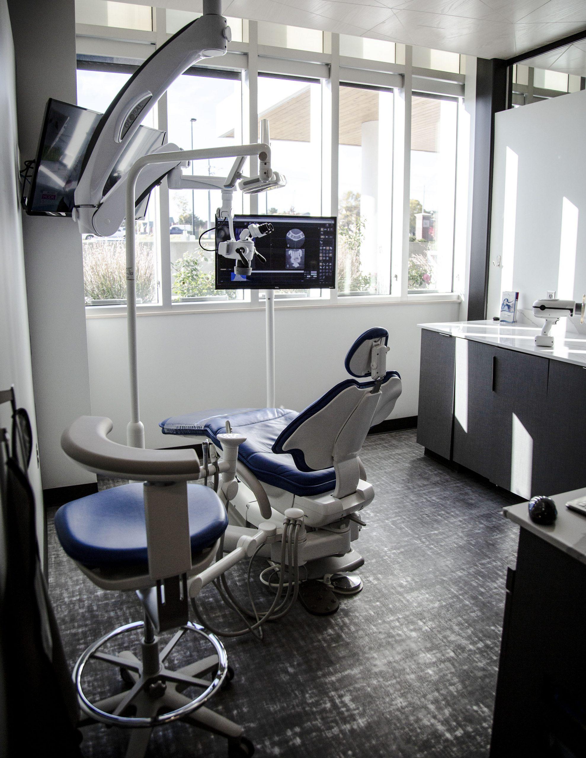dentist treatment room